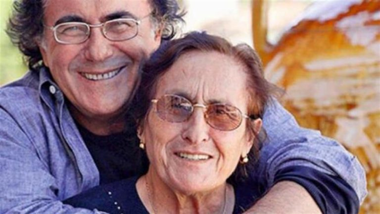 Muore l'anziana mamma di Al Bano: aveva 96 anni