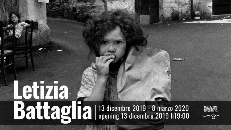 Letizia Battaglia in mostra ai Magazzini Fotografici