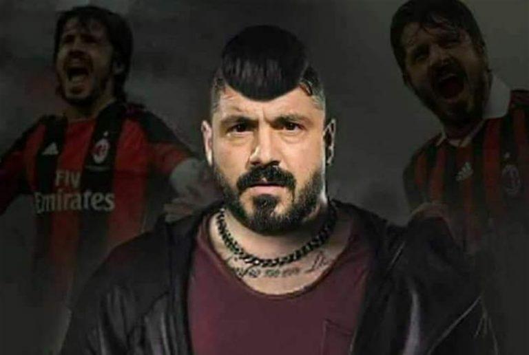 """Rino Gattuso detto Ringhio diventa Genny Savastano: """"Mo ce ripigliamm' tutt' chell che e' 'o nuost"""""""