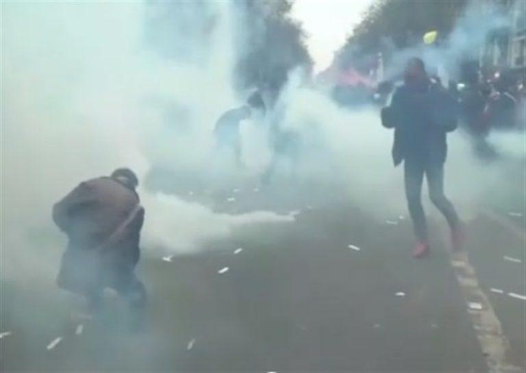 Parigi, scoppia la rabbia