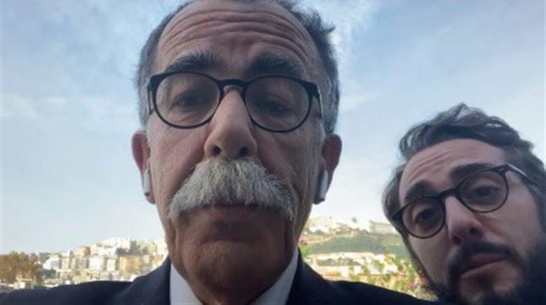 Sandro Ruotolo canta 'Bella Ciao', 17 anni dopo l'Editto Bulgaro di Berlusconi