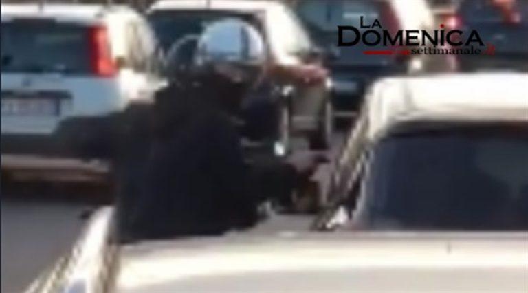 Scippa due ragazze ai Colli Aminei: arrestato 38enne