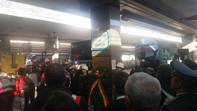 """Napoli, non dimenticare la strage del rapido 904. Il presidente Mattarella: """"Fu  un tentativo di ricatto allo Stato contro l'azione di contrasto alla criminalità organizzata"""""""