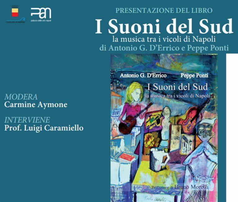 I suoni del Sud, la musica tra i vicoli di Napoli il libro firmato Antonio G.D'Errico e Peppe Ponti