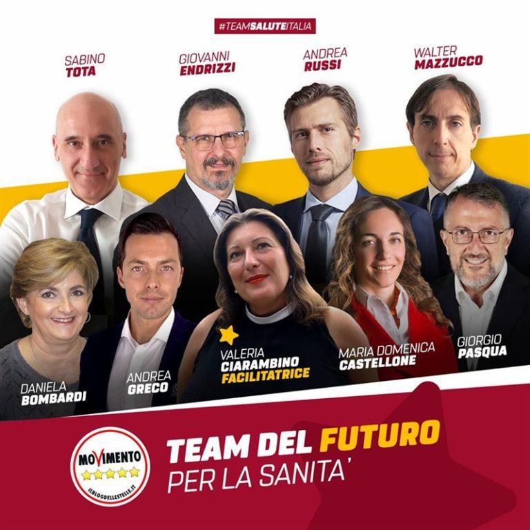M5S, ecco i 'Team del Futuro' che sanno molto di passato e di vecchia politica