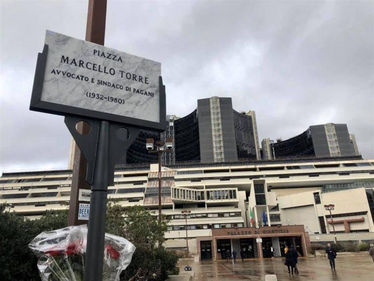 A Napoli c'è piazza Marcello Torre, il sindaco che disse no alla camorra e fu ucciso
