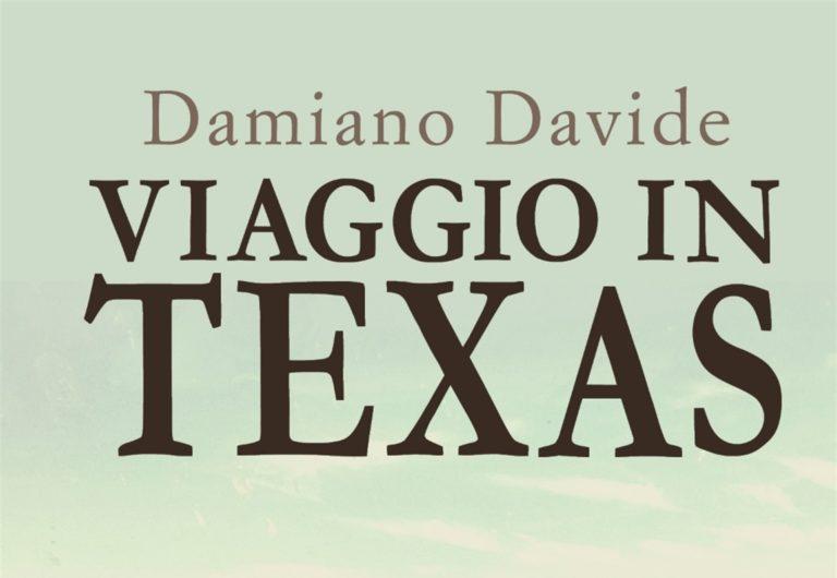 'Viaggio in Texas', l'affascinante volume del compositore e pianista  partenopeo Damiano Davide