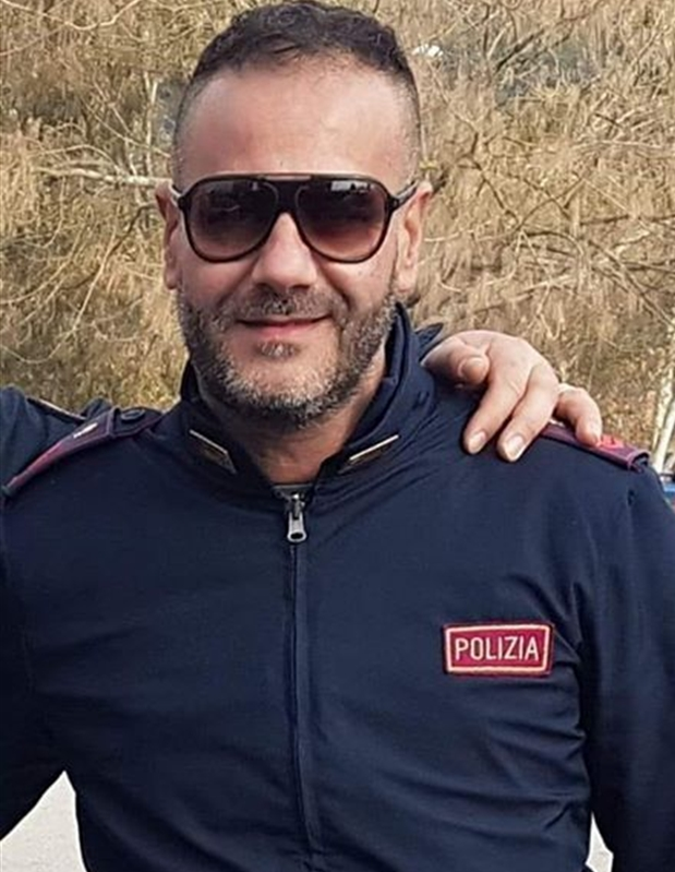 Lutto al Commissariato di Pianura: scompare prematuramente l'agente Gaetano Senarcia