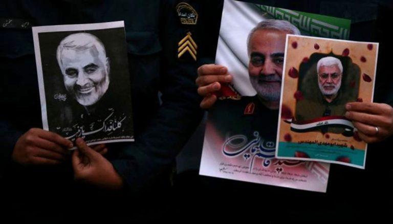Venti di guerra in Medioriente e nel Meditrraneo. Ai funerali di Soleimani già 30 morti per la calca