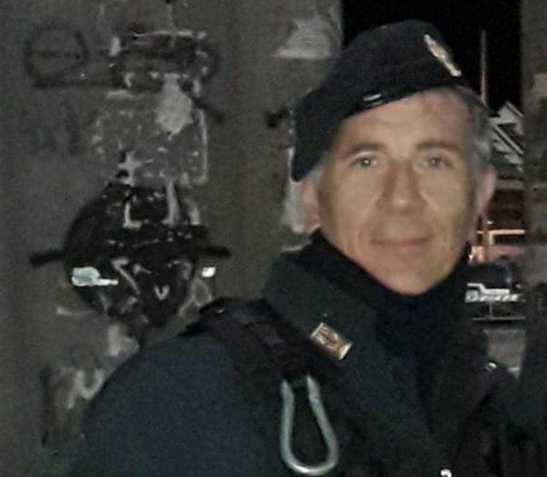 L'addio a Ciro Lomaistro, il dirigente della polizia morto in un incidente stradale