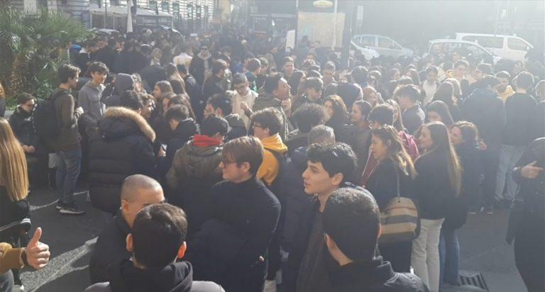 La Comunità ebraica in piazza per commemorare  le vittime delle famiglie napoletane