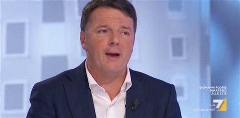 Matteo Renzi riabilita Bettino Craxi e ne tesse le lodi