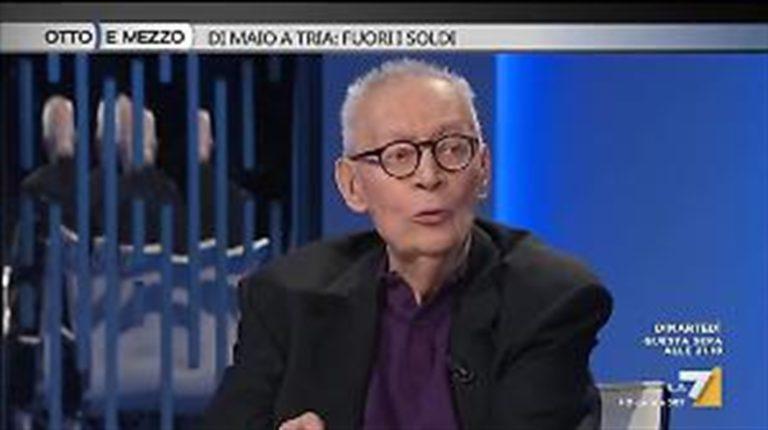 Scomparso il giornalista Giampaolo Pansa, aveva 84 anni