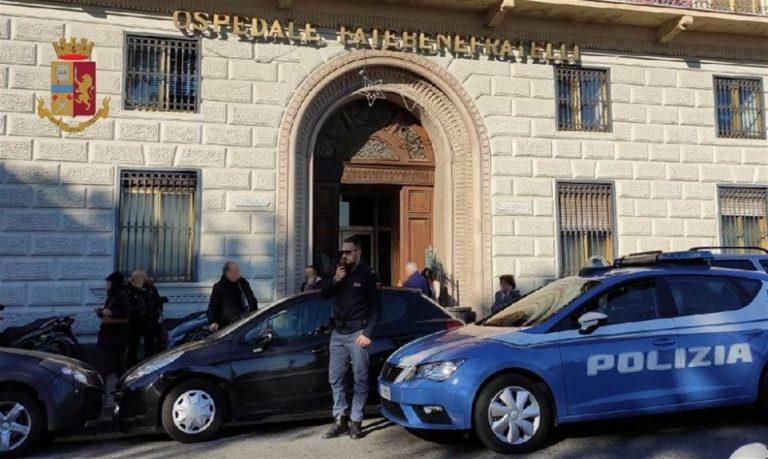 Arrestato parcheggiatore abusivo: chideva soldi a chi sostava nei pressi dell'ospedale Fatebenefratelli