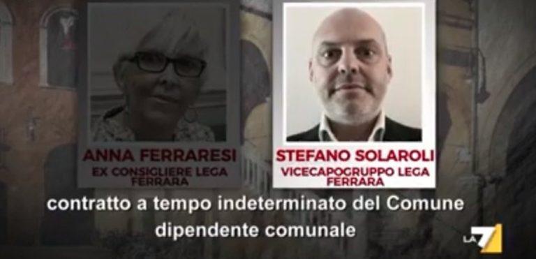 A 'Piazzapulita' l'audio del leghista che offre alla collega consigliera un lavoro fisso in cambio di dimissioni