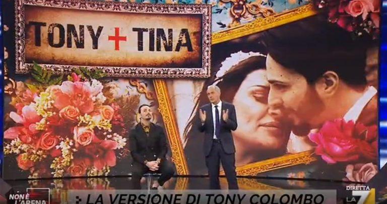 Tony Colombo da Giletti si difende e contrattacca tutti