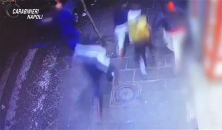Aggressione della baby gang a corso Garibaldi: acciuffati grazie alla videosorveglianza