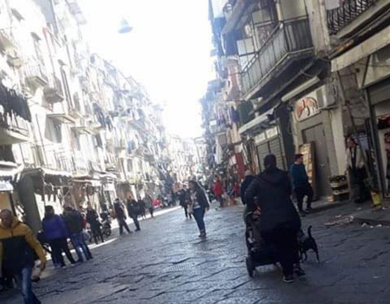 Chiude il Borgo Sant'Antonio Abate tra blitz, controlli e sequestri