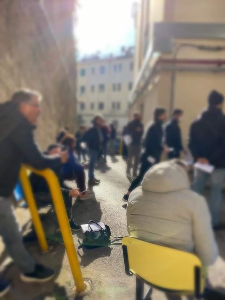 Al Pausilipon per donare il sangue: In quaranta hanno risposto all'appello dei medici