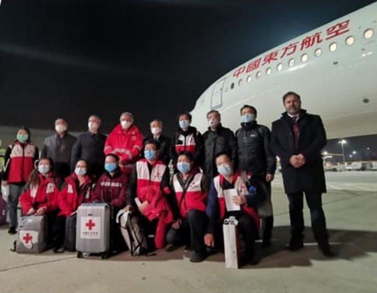 Da Shanghai ecco la taskforce per combattere il coronavirus italiano