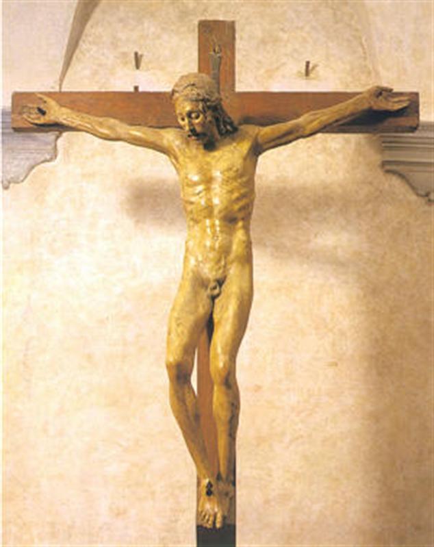 Crocifiso indito di Donatello, grande scoperta