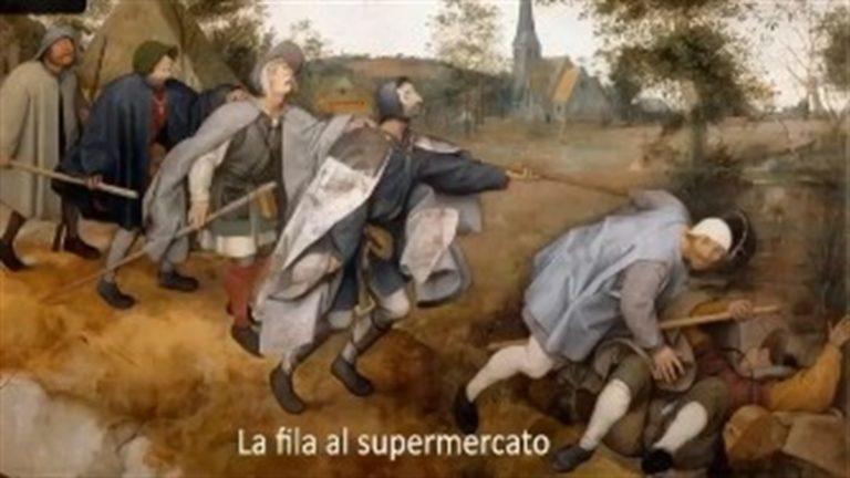 VIDEO su Instagram. Museo e Real Bosco di Capodimonte: L'arte si adegua al Covid-19