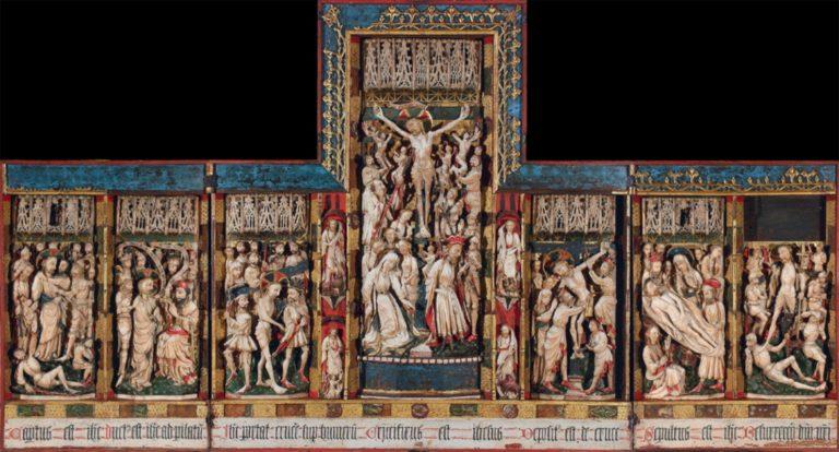 Al Museo e Real Bosco di Capodimonte, ecco la Pasqua virtuale: dalla crocifissione alla resurrezione