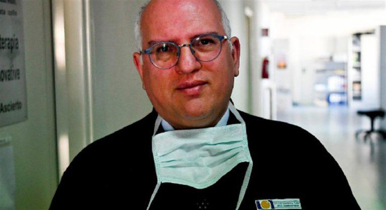 """Tocilizumab, i francesi scrivono al professor Ascierto: """"La cura funziona"""""""