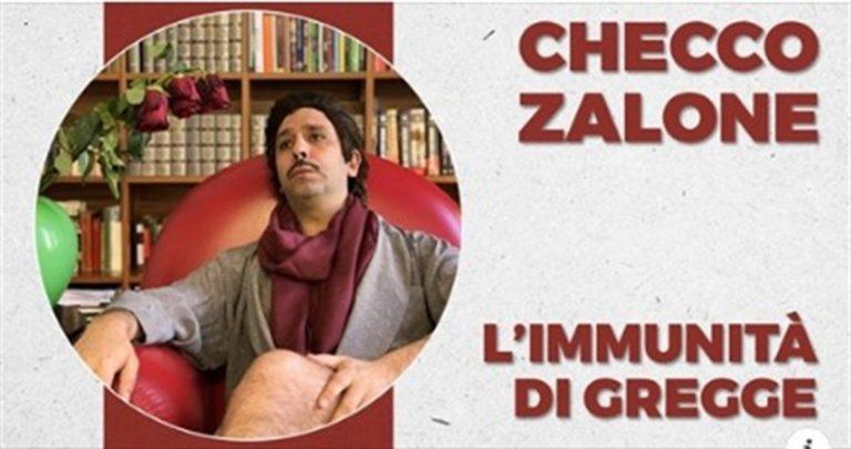VIDEO. Torna Checco Zalone con 'L'immunità di gregge'