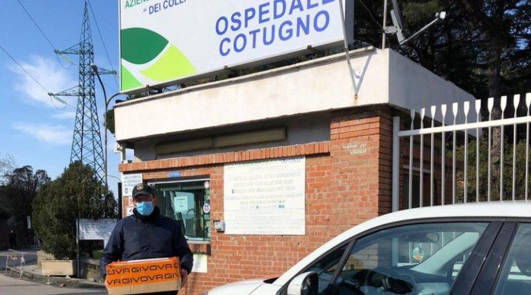 Infermiere dell'ospedale Cotugno di Napoli positivo a Covid: è il primo caso