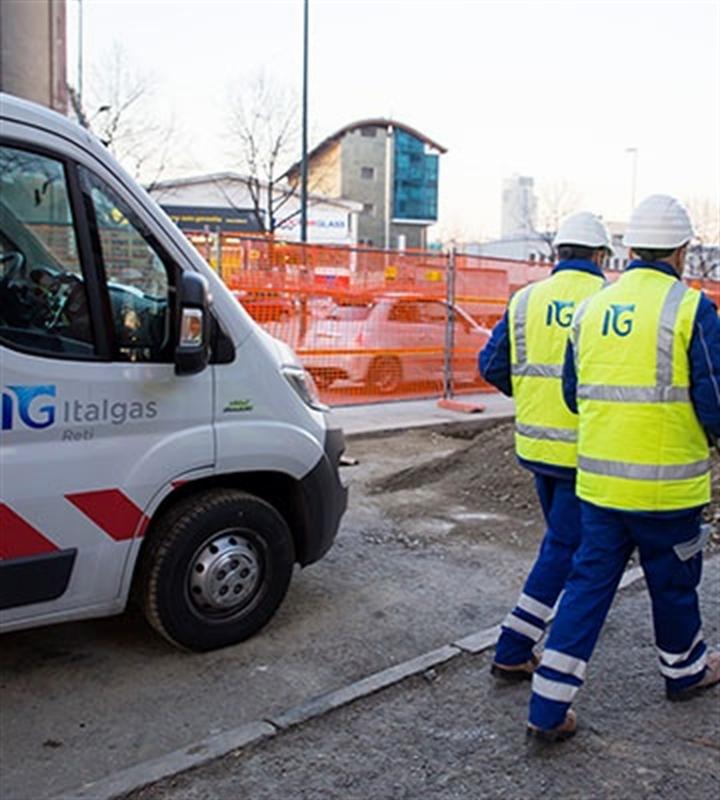 Dipendenti Italgas donano l'equivalente di 7000 ore di lavoro alla protezione civile