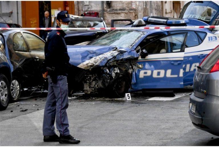 Tentano rapina nella fuga travolgono volante: muore agente scelto