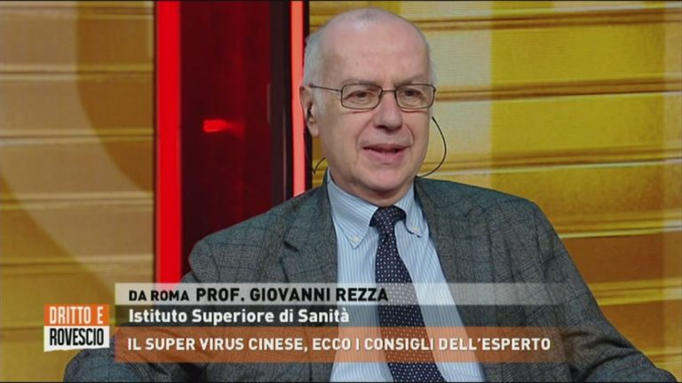 """L'affermazione shock: """"Il Coronavirus non si stopperà continuerà a circolare"""""""