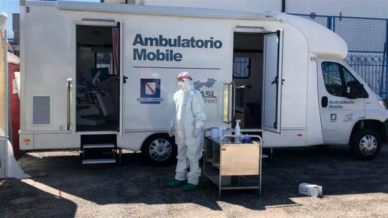 Coronavirus, al via il  'Casello Tampone' per i cittadini in auto