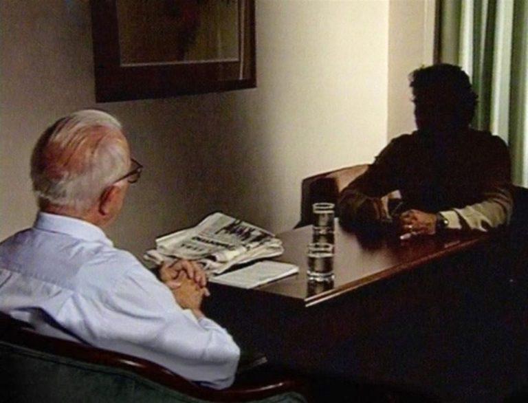 Raitre riproprone l'intervista di Enzo Biagi al pentito di mafia Buscetta