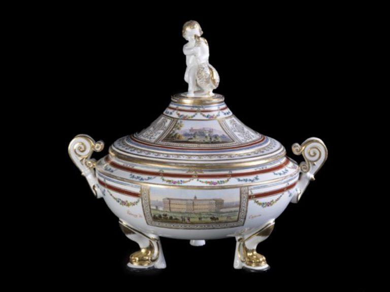 Il Museo e Real Bosco di Capodimonte partecipa a 'Buongiorno ceramica' in maniera digitale