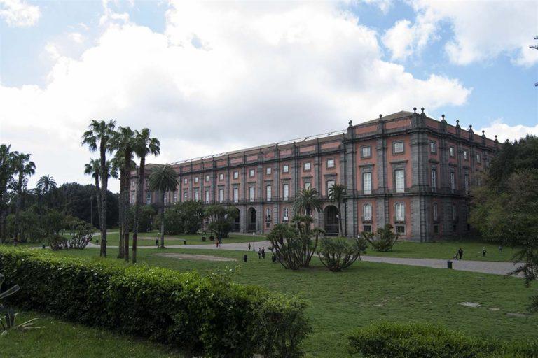 La serie Sky Arte dedicata fa tappa al Museo e Real Bosco di Capodimonte