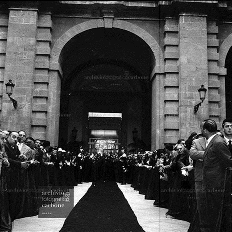 L'anniversario 63° anniversario dell'apertura  del Museo di Capodimonte. Celebrazione sul sito web