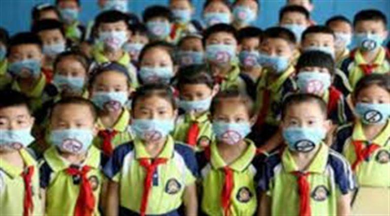 A scuola mascherina obbligatorie per tutti