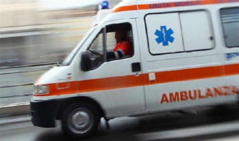 Raid contro un'ambulanza del 118