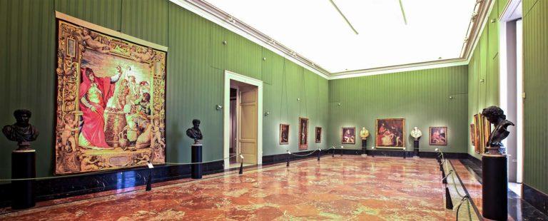 Con Napoli Teatro Festival Italia gratis Museo di Capodimonte e Palazzo Reale