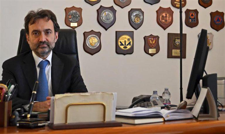 """Il questore Giuliano: """"Se agente fa post contrari ai nostri valori, non faremo sconti a nessuno"""""""