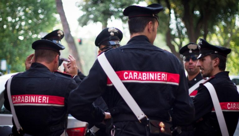 Spaccio in movida, blitz carabinieri dopo denunce residenti