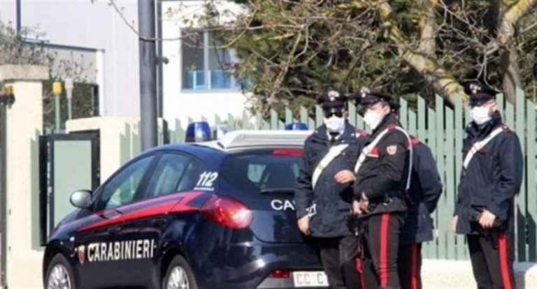 Quei tre carabinieri non c'entrano nulla con i clan