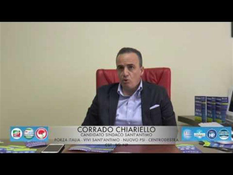 Inchiesta Sant'Antimo: nei guai finisce anche Corrado Chiariello, candidato a sindaco con il centro destra