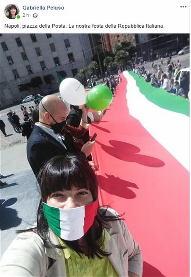Qualcuno avvisi la dirigente di FdI che la piazza si chiama Matteotti e non della Posta
