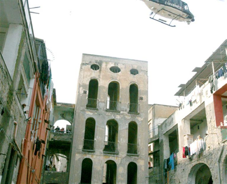 Palazzo Fienga, ex roccaforte dei Gionta, poi confiscato ospiterà presidi e uffici della polizia di Stato