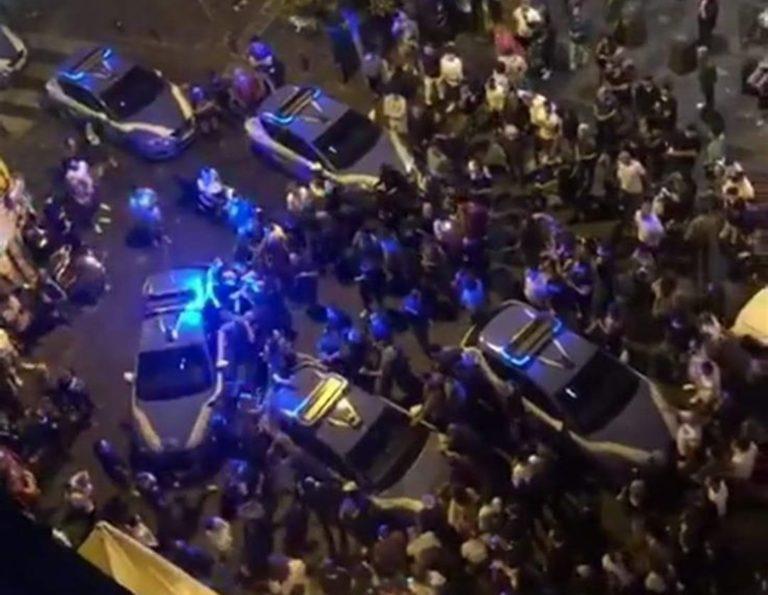 """Tensione centri sociali e la Questura. La Lega a gamba tesa: """"Napoli ostaggio di un manipolo di delinquenti"""""""