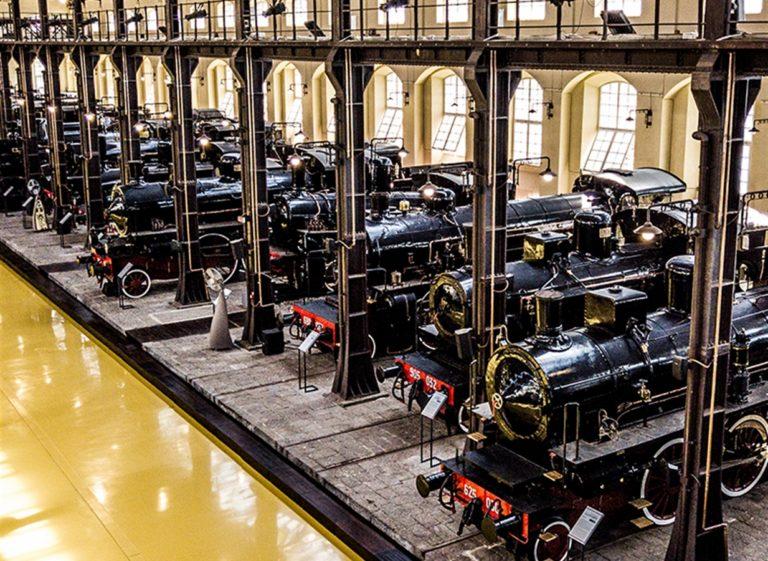 L'estate al Museo Nazionale Ferroviario di Pietrarsa è cultura e fitness