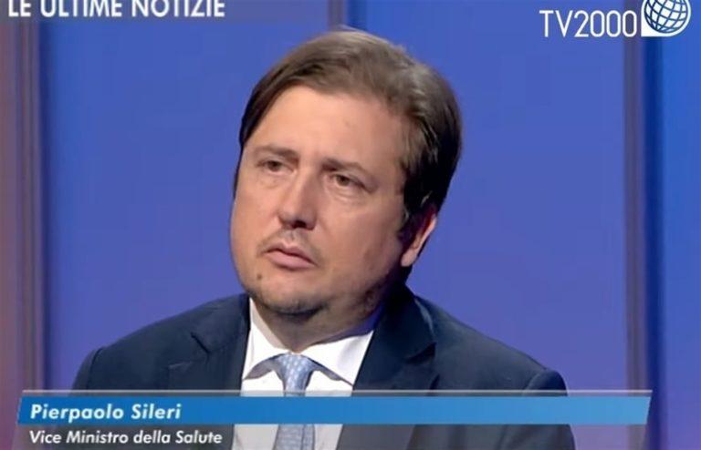 """Il vice ministro Sileri : """"Ci saranno altri contagi"""""""